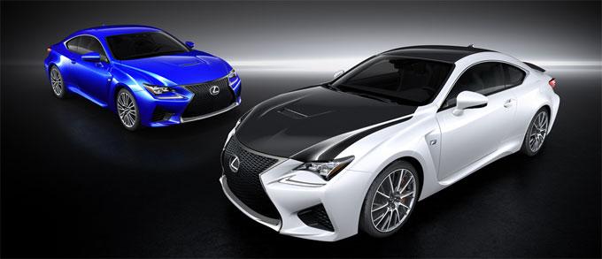 Lexus RC F 2015