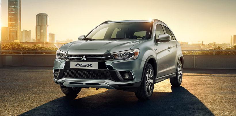 Mitsubishi ASX 2019 модельного года - новые опции