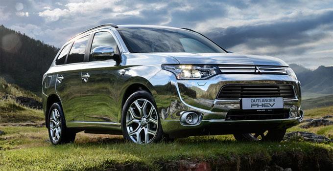 Новый Mitsubishi Outlander PHEV сможет генерировать электроэнергию для Вашего дома