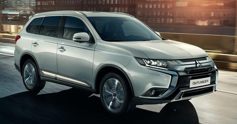Обновленный Mitsubishi Outlander 2019 - началось производство в России.