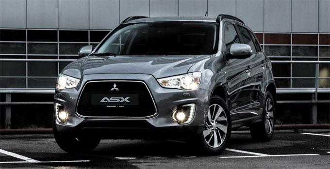 Mitsubishi ASX 2015 модельного года - начало продаж в России.