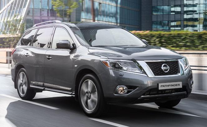 Nissan Pathfinder 2015 (4 поколение) - дизайн экстерьера