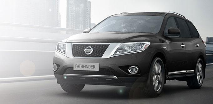 Новый Ниссан Пасфайндер 2015 - начало приема заказов в Автомире.