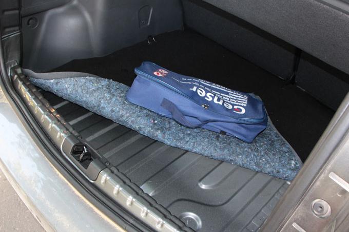 Багажник Nissan Terrano 2014