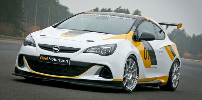 Opel Astra OPC Motorsport 2014 (280 л.с.)