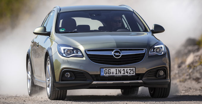 Opel Insignia Country Tourer 2014