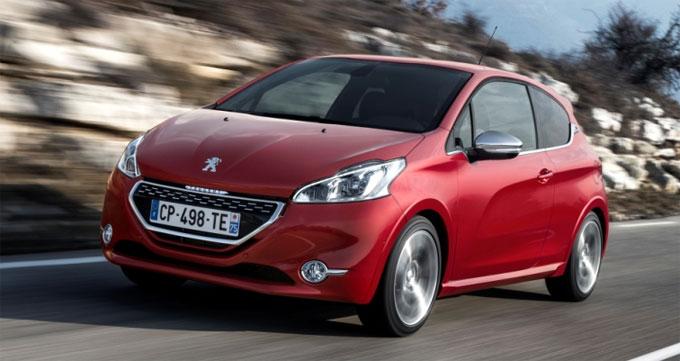 Peugeot 208 GTi - продажи в России начнутся 15 мая 2014 года. Цена.