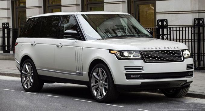 Range Rover Long Wheel Base (с удлиненной колесной базой) 2014