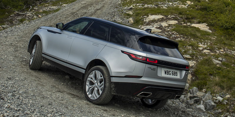 Range Rover Velar  2018 - сзади