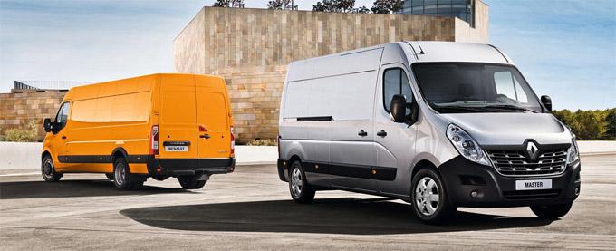 Renault Master: универсальный фургон