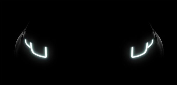 Range Rover Evoque 2016 teaser