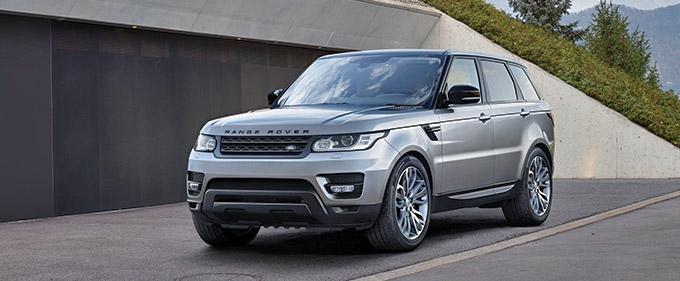 Range Rover Sport 2017 модельного года