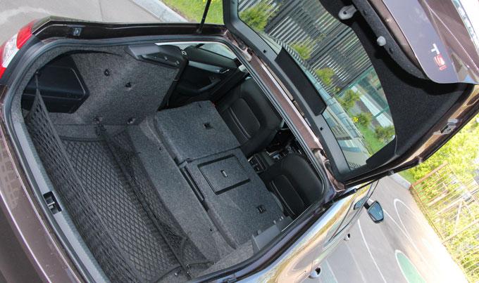 Skoda Octavia кузов лифтбек