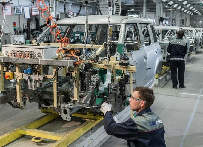 Обновленный SKODA Yeti - начало производства в Нижнем Новгороде.