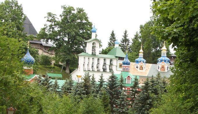 Печорский монастырь (Псковская обл)