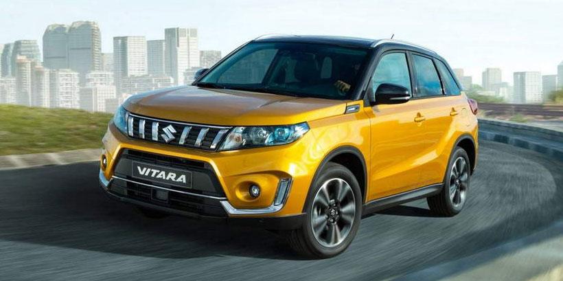 Обновленный Suzuki Vitara 2019 доступен у дилеров с 20 февраля.