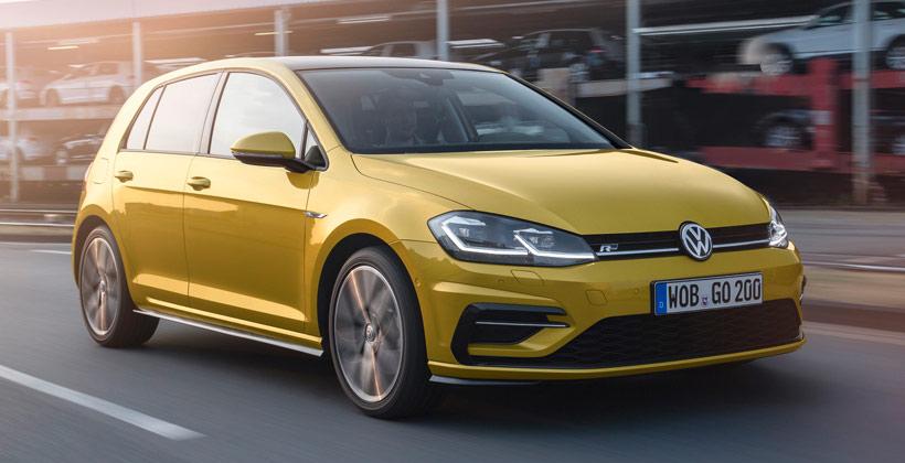 VW Golf вернулся на Российский рынок. Комплектации и цены (сентябрь 2018).