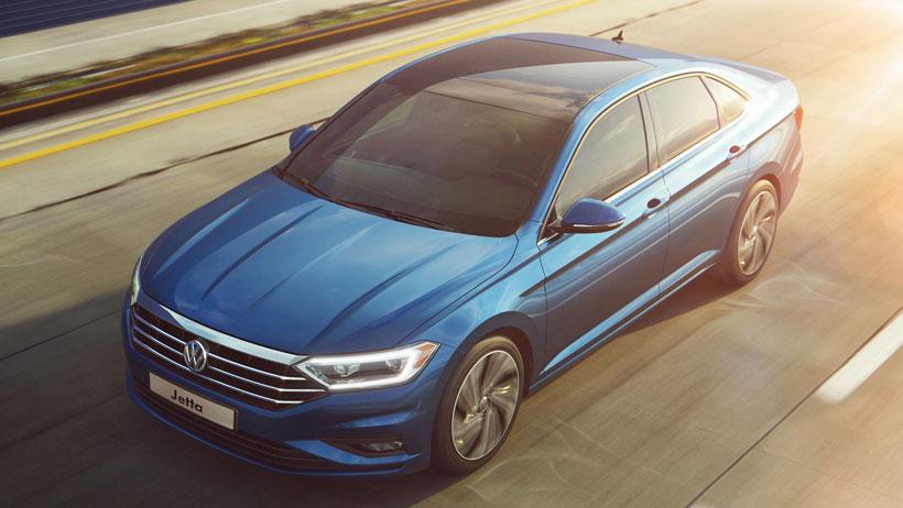 VW Jetta 2019 года выходит на российский рынок.
