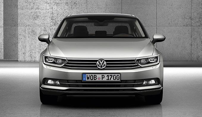 Новый VW Passat 2015 (8 поколение)
