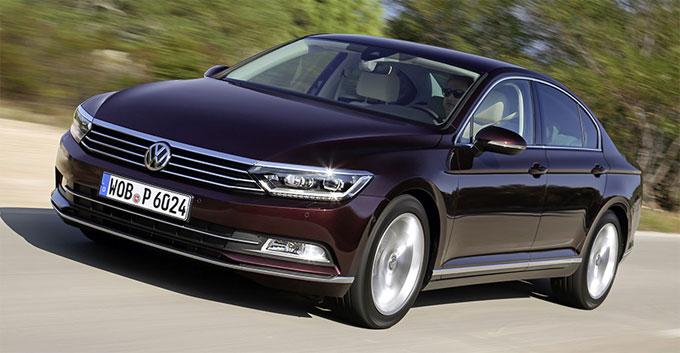 VW Passat 2016 - начало приема заказов в России.