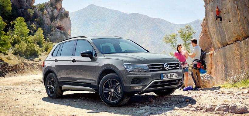 VW Tiguan Offroad: новая версия доступна к заказу у дилеров с октября 2018 г.