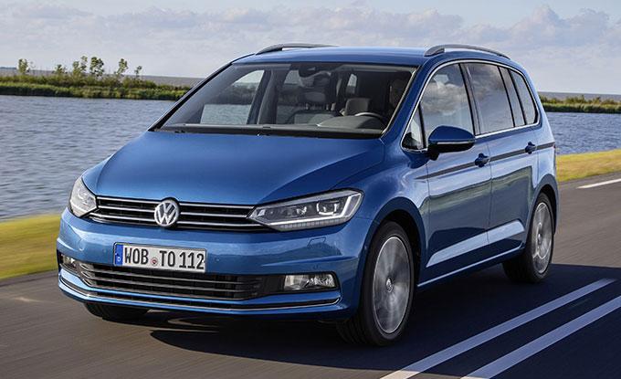 VW Touran 2016 (3-поколение)